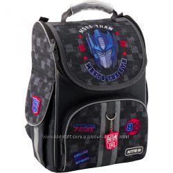 Рюкзак школьный каркасный Kite Transformers TF19-501S-2