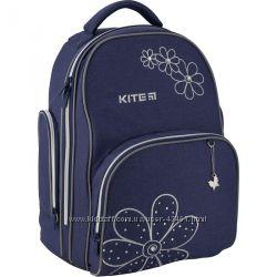 Рюкзак школьный Kite Flowery K19-705S-1