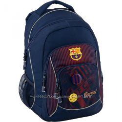 Рюкзак спортивный школьный Kite FC Barcelona BC19-814M