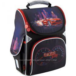 Рюкзак школьный каркасный GoPack GO19-5001S-7