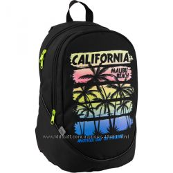 Рюкзак подростковый молодежный 4 расцветки GoPack GO19-120L