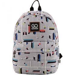 Рюкзак молодежный подростковый 4 расцветки GoPack GO19-125M