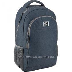 Рюкзак молодежный подростковый 3 расцветки GoPack GO19-142L