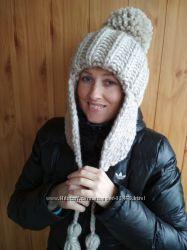 Вяжу на заказ шапки, разной сложности, размера и цвета