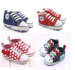 Обувь для малышей. Пинетки. Лаковые туфельки и кеды. 6 видов.