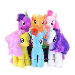 Май литл пони, My Little Pony, Литл Пони. Мягкая игрушка.