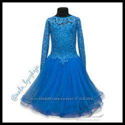 Рейтинговое платье, бейсик, латина - пошив на заказ