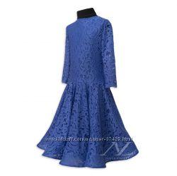 Рейтинговое платье , бейсик  , гипюр. Любой цвет