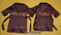 Халаты кимоно для танцевальных конкурсов