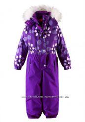 Комбинезоны для девочек зима 2015 Рейма тек р104-116