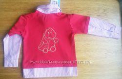 Рубашка-обманка 98р