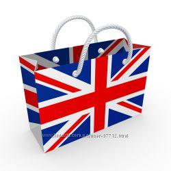 Покупки в интернет-магазинах Великобритании