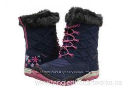 Зимние сапожки для девочки  JAMBU kids