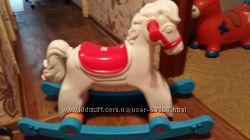 лошадка-качалка Оріон