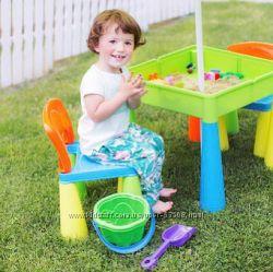 Мебельный комплект столик и два стульчика Tega Mamut