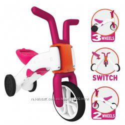 БАНЗИ - беговел-трансформер для малышей от 1 года. Гарантия.