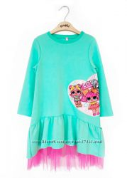 Платье для можницы с любимицей LOL
