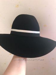 Шляпа 100 шерсть фирмы TopShop оригинал