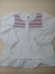 Рубашечка с вышивкой