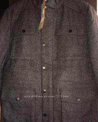 Куртка шерстяная Ben Sherman, р М, на 46-48р. утепленная