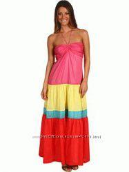 Платье DKNY , макси, размер S