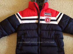 куртка U. S. POLO ASSN, зима-холодная осень, холодная весна