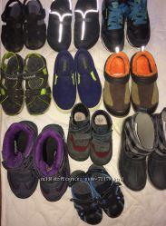 фирменная обувь для мальчика