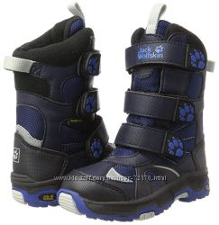 ботинки высокие  Jack Wolfskin, сноубутсы, зима