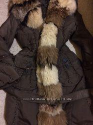 Пальто пуховое TOSCA BLU оригинал, цена снижена