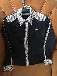 Рубашка в стиле Burberry