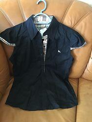 Блузка в стиле Burberry