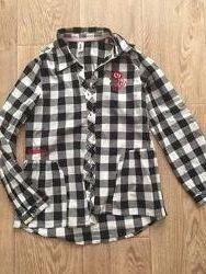 Рубашка Yigga Германия состояние новой