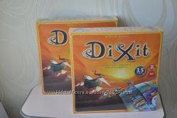 Настольная игра Диксит Dixit. Оригинал. Диксит Одиссея и дополнения.