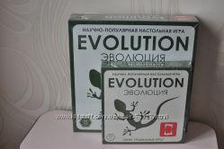 Эволюция подарочное издание в большой коробке. Суперцена
