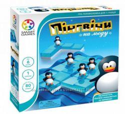 Пингвины на льду. Пінгвіни на льоду. Smart Games