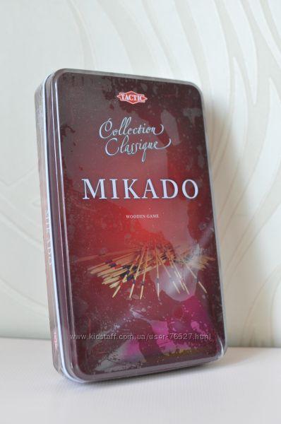 Микадо. Древняя японская игра на логику