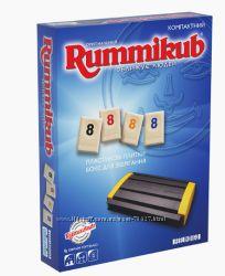 Руммікуб. Оригінальний компактний. Пластикові плитки