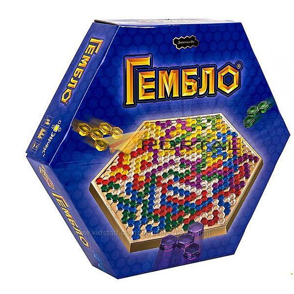 Гембло. Абстрактная игра. Наличие 6 угольник по суперцене