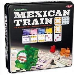 Мексиканский поезд Тактик