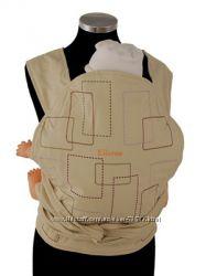 Май-слинг Ellaroo. Очень удобная и нужная вещь для мамы и ребёнка.
