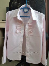 Блузка для девочки р. 122