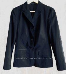 Школьная форма синяя. Пиджаки для девочки