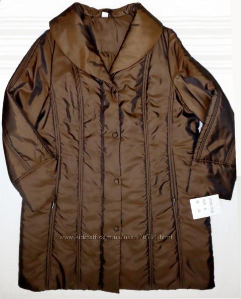 Новая утепленная куртка - полупальто женская. Германия.