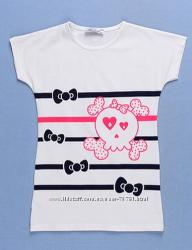 Распродажа футболок для девочек