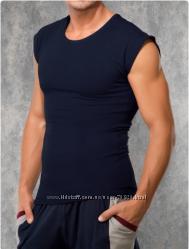 Мужская безрукавка Doreanse 2233 темно-синяя