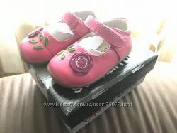 Кожаные туфли seekairun 13 см