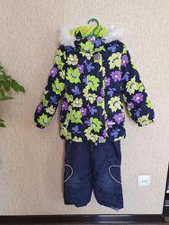 Зимний комплект, куртка, полукомбинезон, Lenne ROBERTA