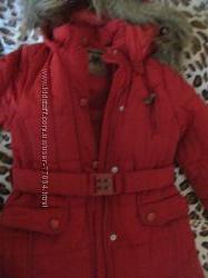 Снизила цену  Стильное пальто  для маленьких красоток .  Испания