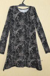 Романтичное звездное платье для девочки 9-11 лет.