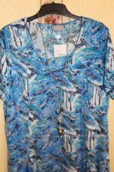 Фирменная блуза-туника, размер XL-XXL